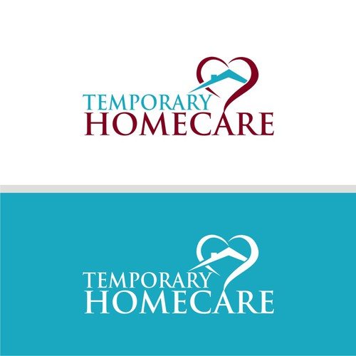 Temporary Homecare Logo Design