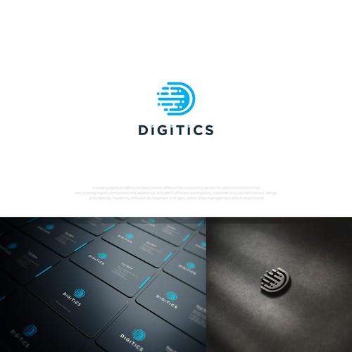 Digitics logo