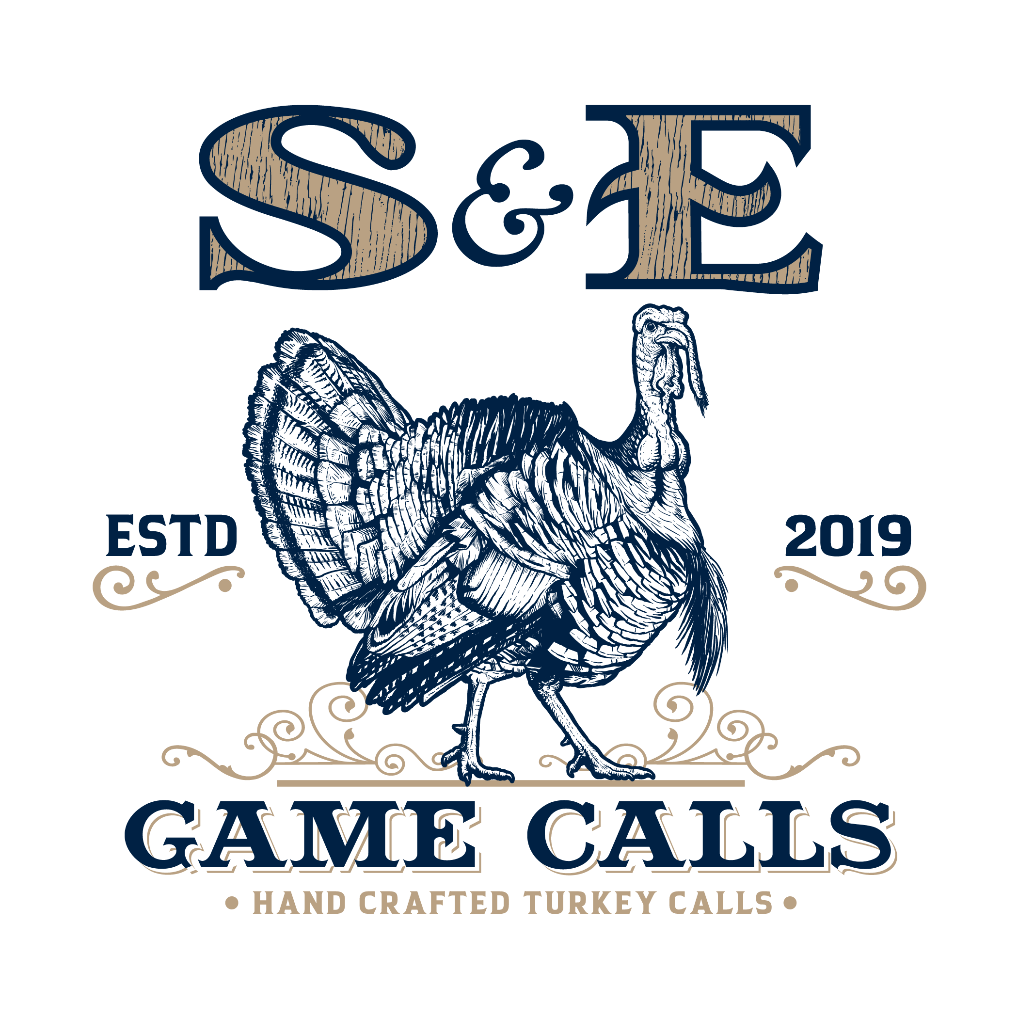I need a logo for a turkey call making business.