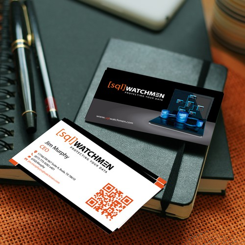 SQLWatchmen Business Card