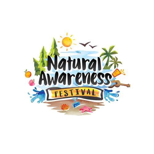 Natural Awarness Festival Logo