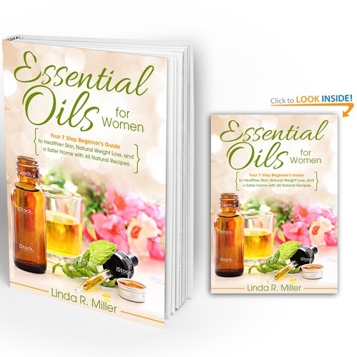 Essential oils book cover