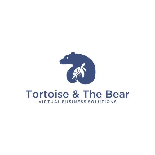 Logo Bear turtle