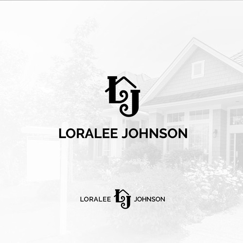 Loralee Johnson - logo