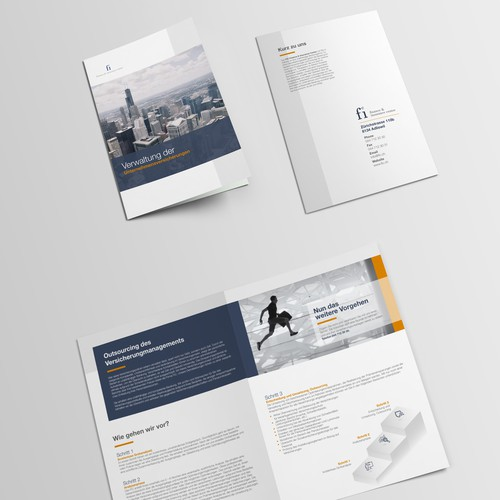 simple booklet