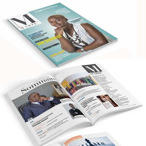 marie magazine