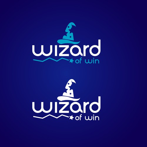 Create the next logo for Wizard of Win