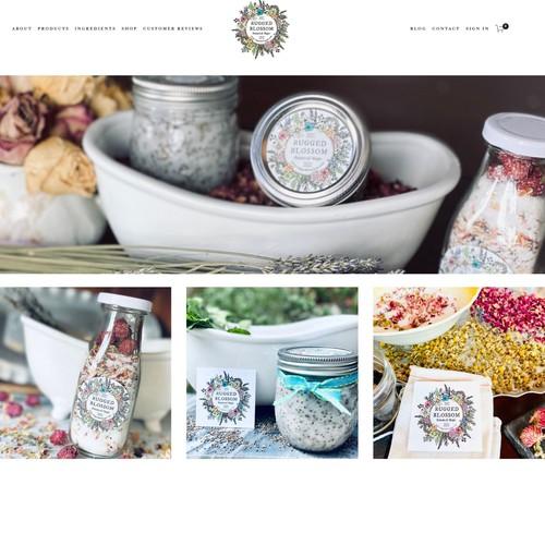 Website - Botanical Selfcare