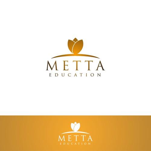 Logo Design Concept for Metta Education.