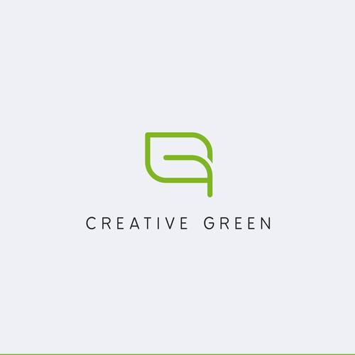 Créer un logo original pour un architecte de jardin innovant.