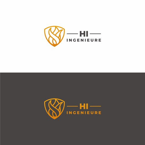 Concept Logo For Hi Ingenieure