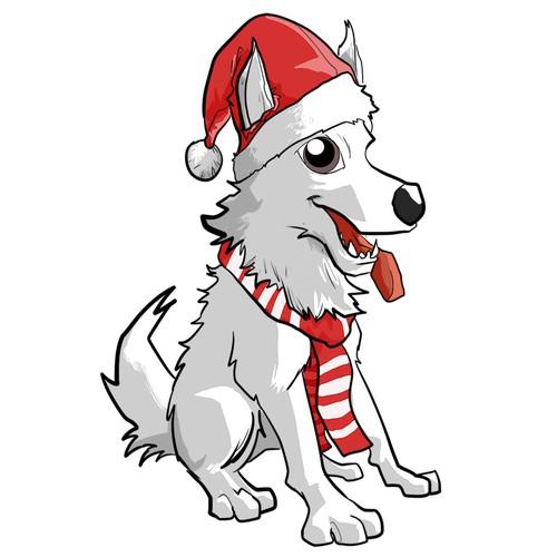 Dog Mascotte