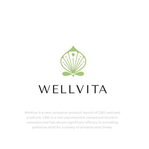 Wellvita Concept logo