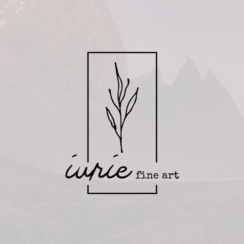 Logo for a fine art photographer