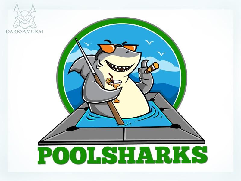 logo for Poolsharks