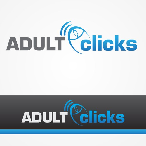 Help Adult Clicks with a new logo