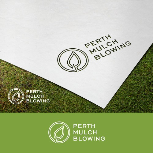 Perth Mulch Blowing