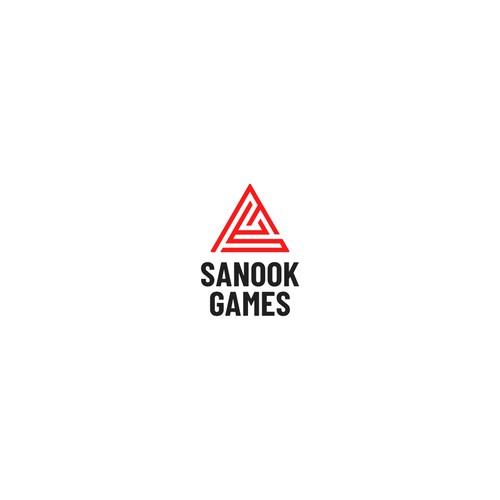 Sanook Games Logo Contest Entry