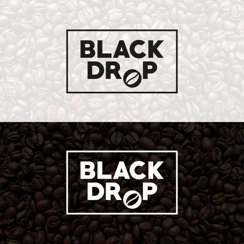 Black Drop Coffee Logo