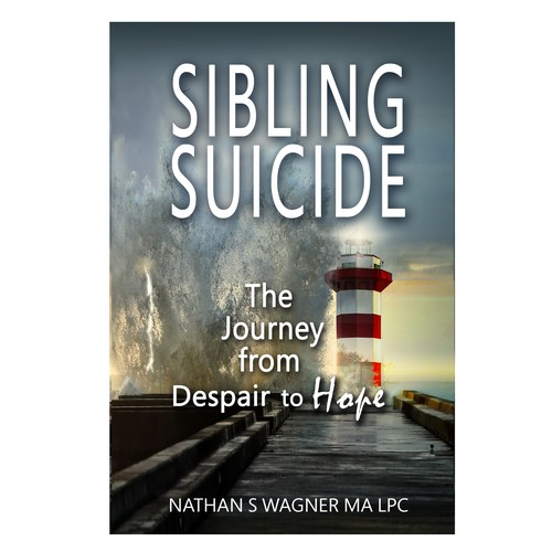 book cover Sibling Suicide