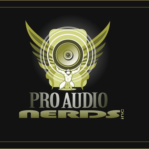 New logo wanted for Pro Audio Nerds Inc.