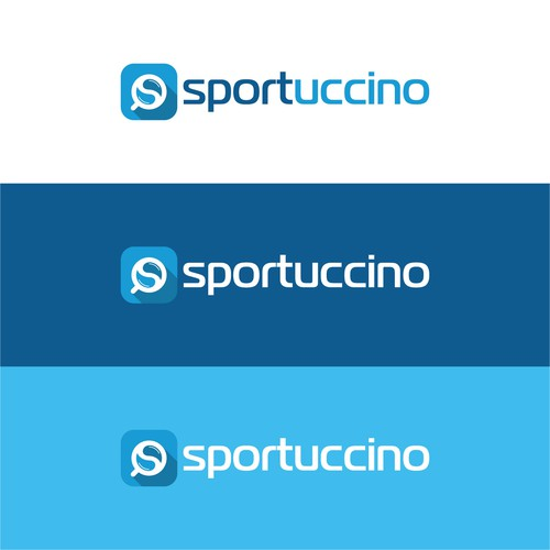 Make a exciting sports logo