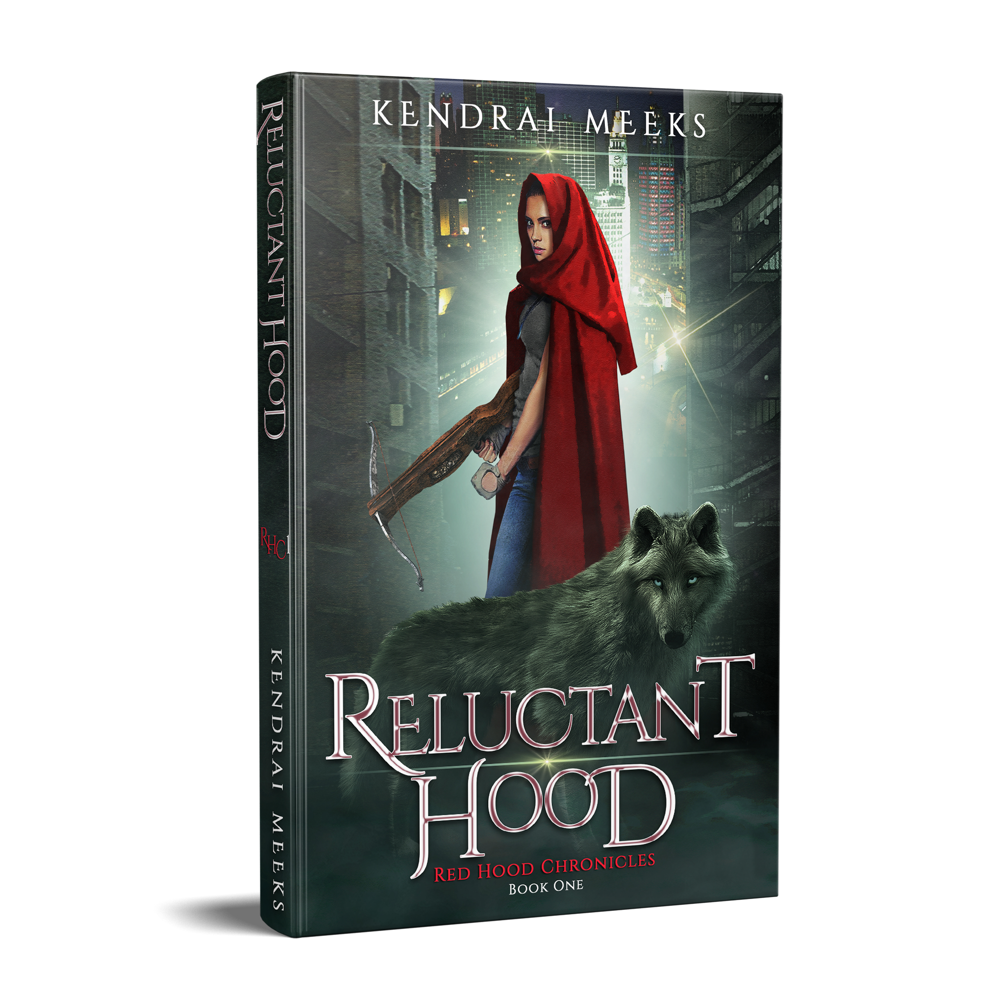 Reluctant Hood 2.0 cover