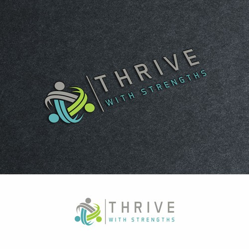Thrive with Strengths wants to thrive with your logo!