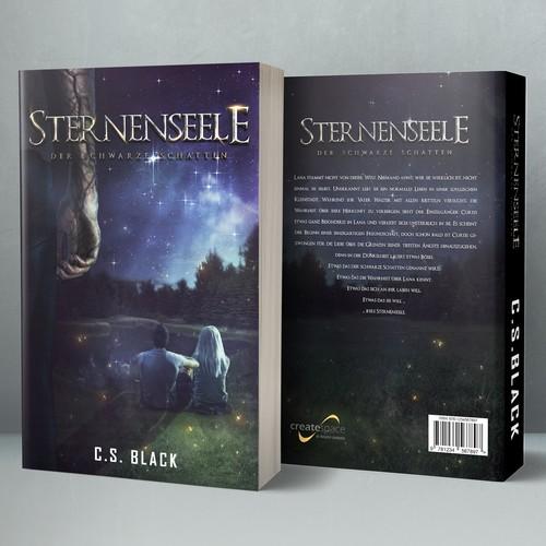 Cover Design For A Fictional Fantasy Novel