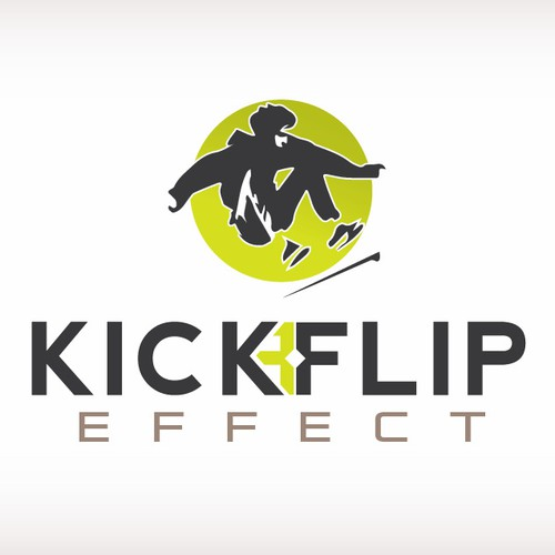 Logo for Kick Flip Effect