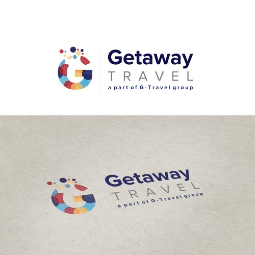 Logo for travel agensy