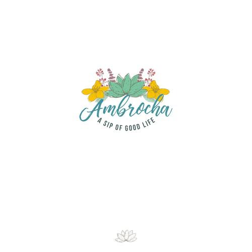 logo concept for Ambrocha