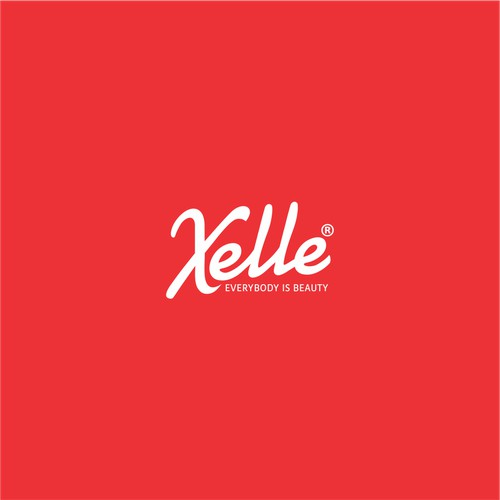 "Proposal Logo Design For Xelle Fashion ""Beauty Beyond Size"""