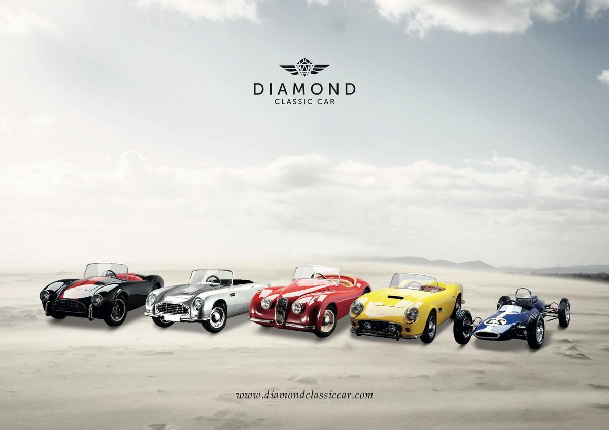 Diamond Classic Car