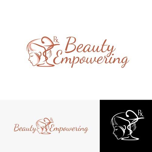 Logo for beauty pharmacy