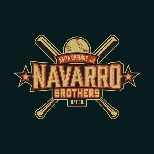 Logo variation for Navarro Brothers