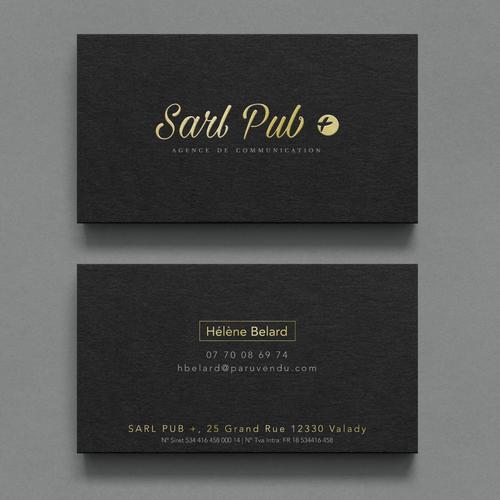 Sarl Pub + Agence de Communication