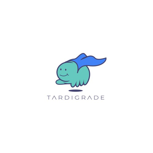 Concept logo design for IT team