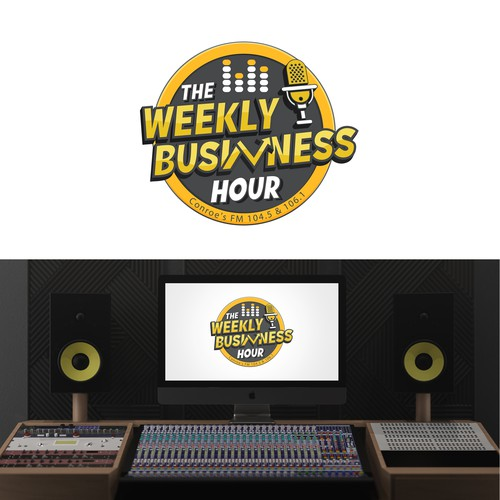 Logo concept for Weekly Business