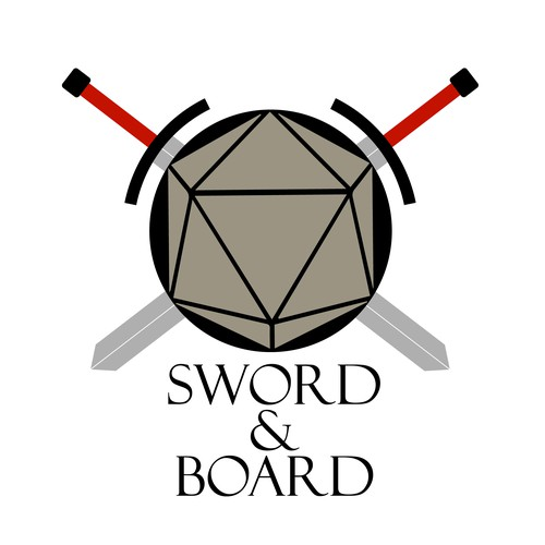 modern game shop logo