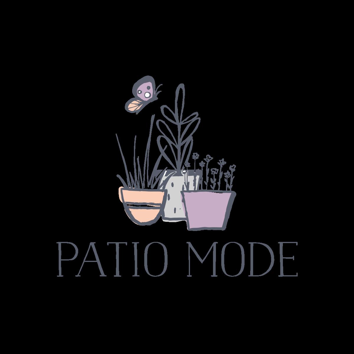 Patio Mode Logo