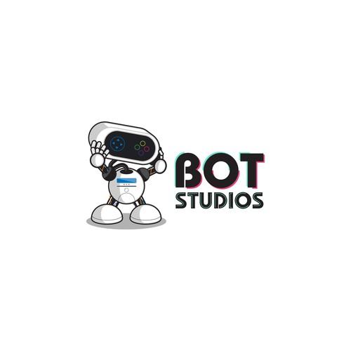 Logo for BOT Studios