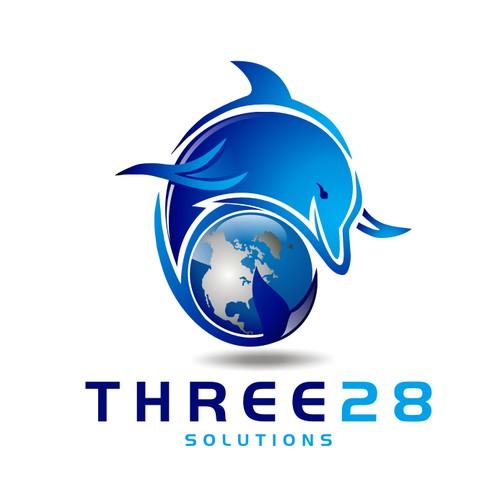 Three28 Solutions needs a logo