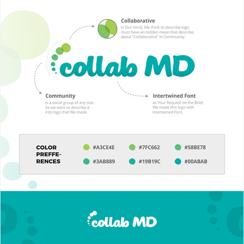Collab MD Professional Logo