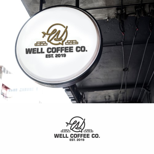 Design Craft Coffee Shop Logo