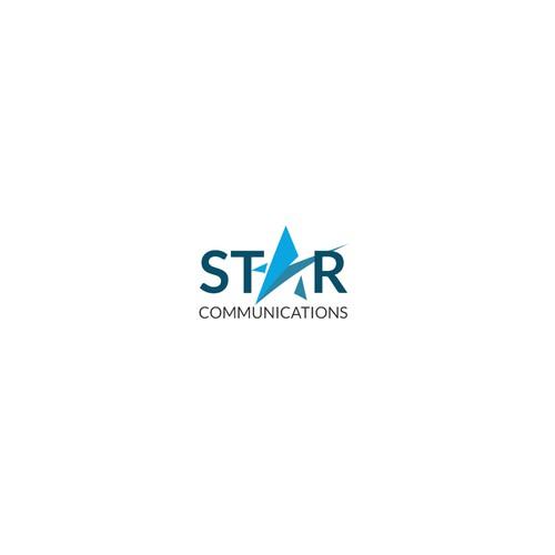 Logo Design - Star Communications