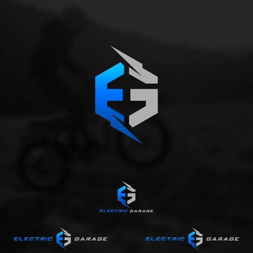 Letter E and G logo (for sale)