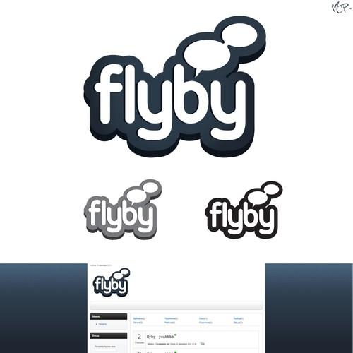 Logo for a social web site