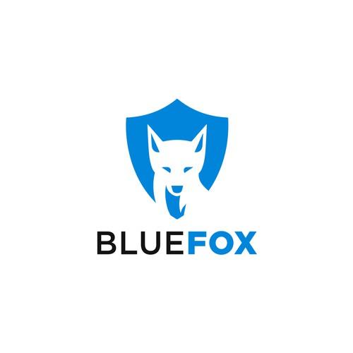 Logo for BlueFox