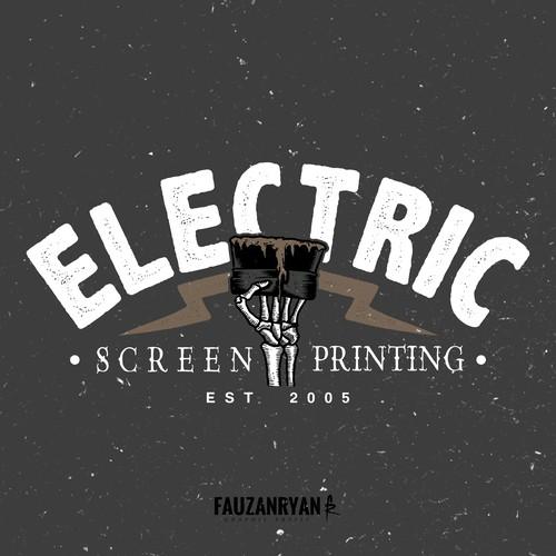 Electric Screen Printing